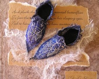 Fairy Shoes Pattern Downloadable pdf file.