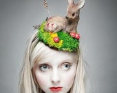 """The Utterly Unique Little Deer Hat """" I Shot Bambi With My Bow And Arrow"""""""