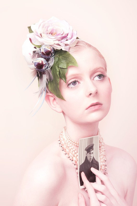 The Heartbreakingly Beautiful Lillith Fascinator