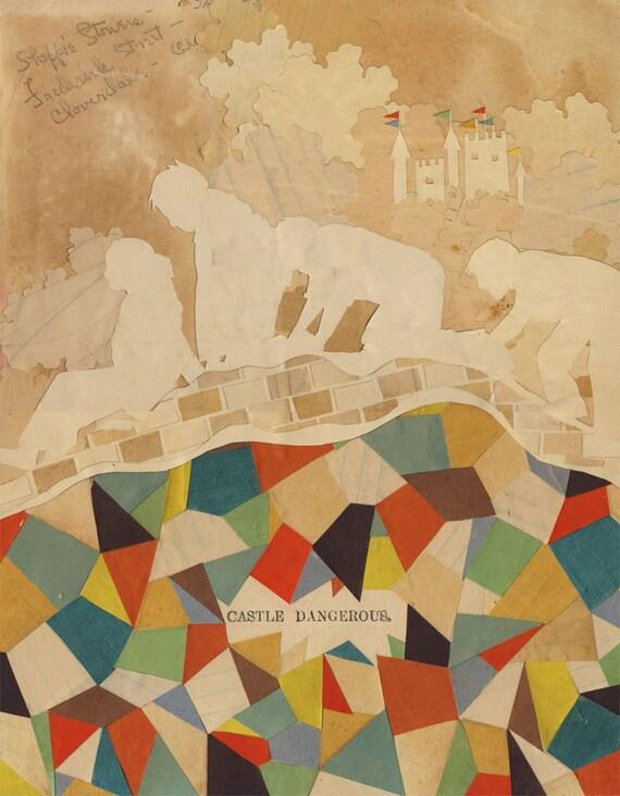 Castle Dangerous - Art Poster