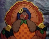 E-Pattern Kit 913 - Bounty of the Season Turkey