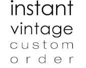 Custom Order for Myia2095