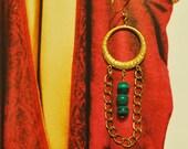 Hathor Earrings
