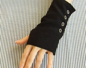 Womens Gothic\/Steampunk Fingerless Gloves