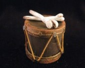 1:12 Scale Dollhouse Miniature Creepy Drum Toy