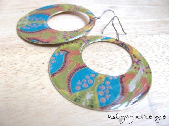 Tropical Punch Earrings