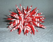 25 Cent Special Candy Cane Gift Bow with FREE Shipping