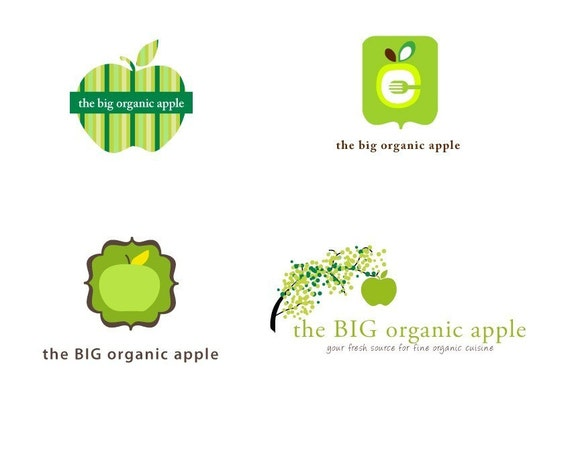 Logo Design Package, Photography Logo Design, Business Card, Watermark, Mailing Label, and Sticker