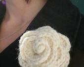 The Emma Rosette Pin