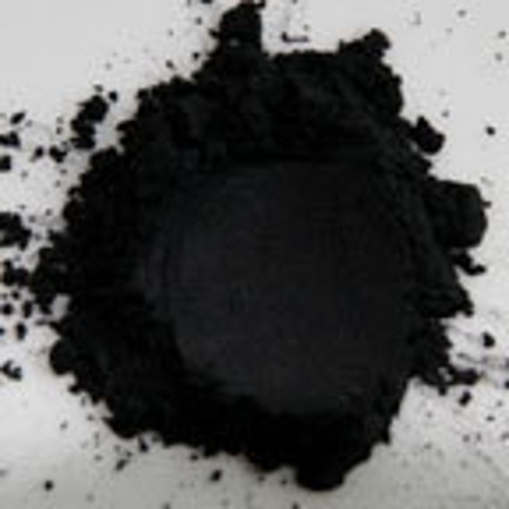 Bloodbath MINERAL EYESHADOW Apocalypse Black Eyeshadow