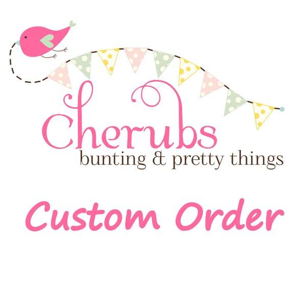 Special Order for Rachel