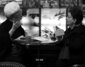 New York Dolls good lady friends talk over tea 10x15 fine art  photograph print