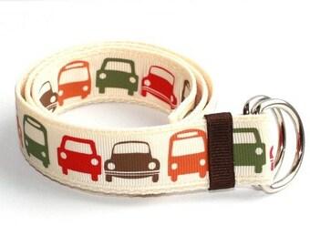 Cars Belt- baby, toddler, kids