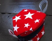 Mini star and Liberty pouch