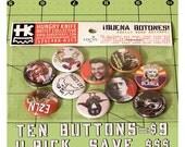10 Button Fun Pack