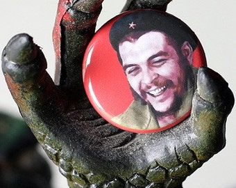 Laughing Che 1 inch Button