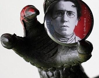 Emma Goldman 1 inch Button
