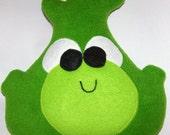 Fleece Monster - Bean Sprout