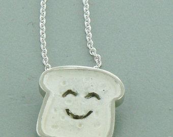 Happy Toast Necklace