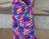 PIF -------- Ribbon Scarf in Multi Fun Colors