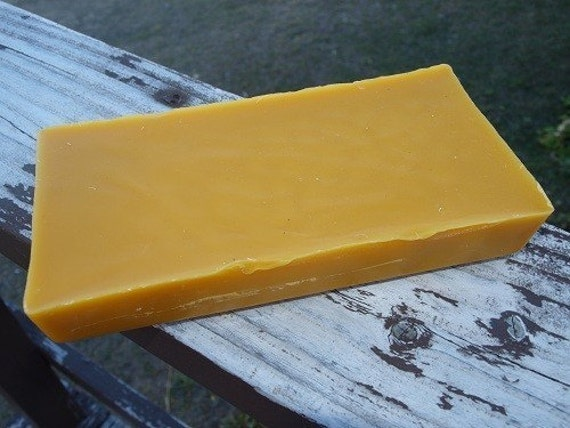 1 pound Bees Wax, Pure, Raw, Unrefined