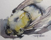 BuzzKill - Original Watercolor