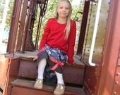 Thomas the Train Skirt for Girls. (Listing for emlibs1mom)