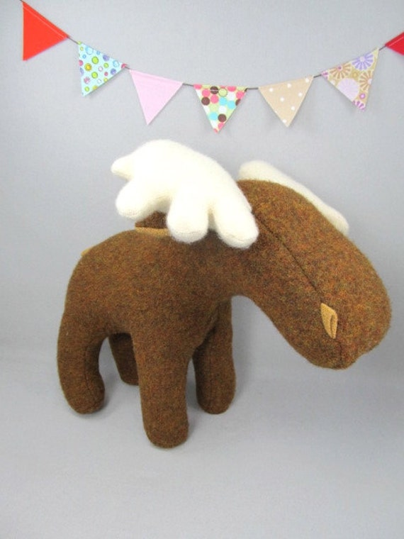 Wool Moose
