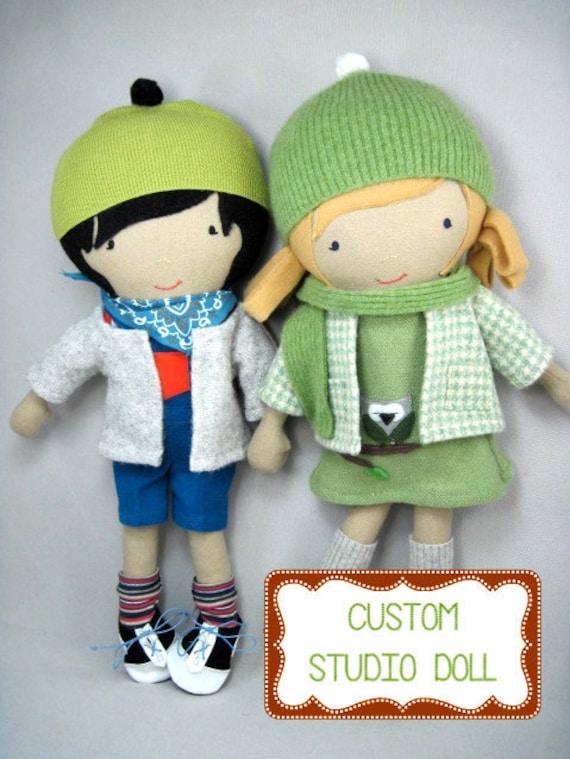 Custom Made Studio Doll - Boy or Girl