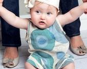 Organic colored Rose snugars Headband hair band Infant toddler girls newborn hat cap beanie