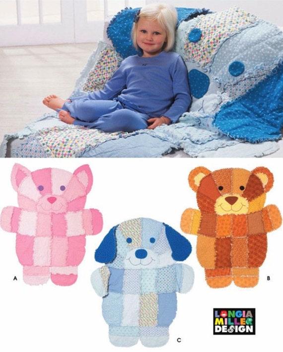 Ragdoll Bear Quilt Pattern – Jerusalem House