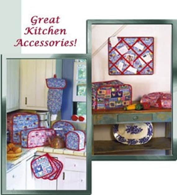 Kitchen Appliance Covers Sewing Pattern Appliance By Patterns4you