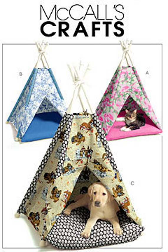 Dog Igloo Bed Pattern