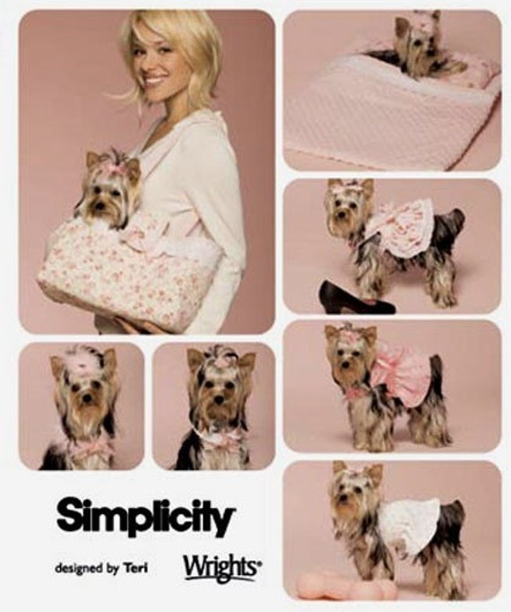 Patterns For Small Dog Beds