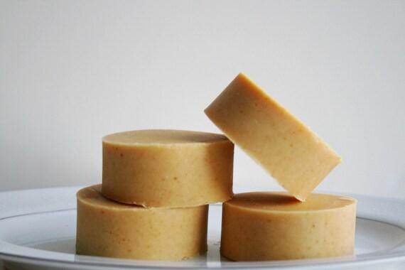 Lemongrass Shaving Soap Bar - Essential Oil Shaving Soap - Handmade Shave Soap - New Larger Bars