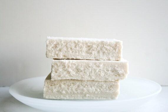 Ocean Sunset Salt Soap - Essential Oil Salt Soap - Natural Salt Soap Bar