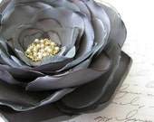 Lady Dana Rose (LIMITED) Brooch or Hair Clip or Both - YOU choose-no extra cost