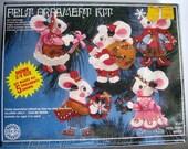 Vintage Kmart Christmas ornament Kit NOS Unopened