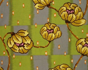 AMY BUTLER - Water Lily in brown - 1 Yard