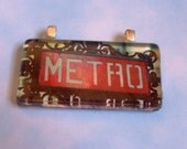 SaLE Paris Metro pendant