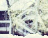 winter magic--4x6 fine art photograph