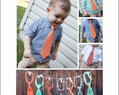 LITTLE GUY TIE - pdf sewing pattern