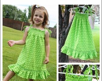 The Maddy Dress PDF Sewing Pattern