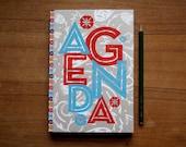 Agenda deluxe planner for 2012