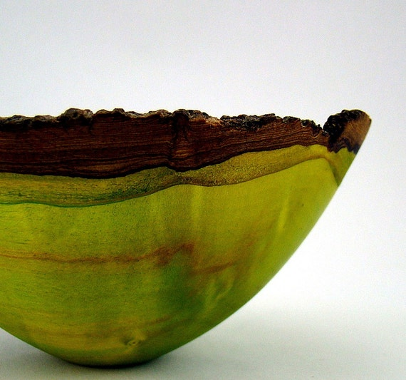 The Little Green Giant - Box Elder Bowl