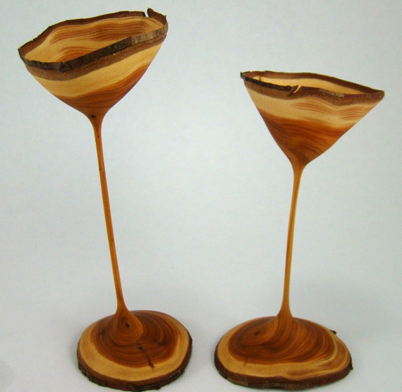 Enchanted Yew Goblets