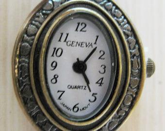 Brass Watch Face