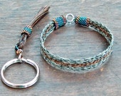 Braided Horse Hair Bracelet:  Made to Order