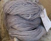 Malabrigo Kettle Dyed Pure Merino Wool 216 yards Frost Gray 606