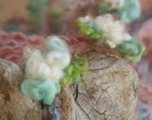 Handspun Flower Yarn 90 yards Headley Grange